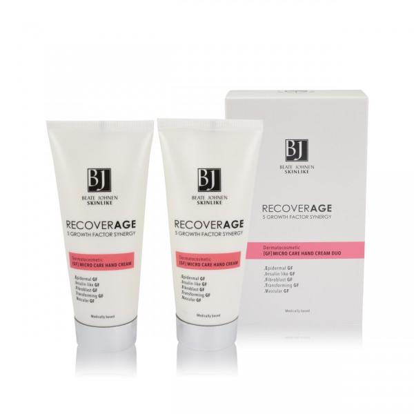 RecoverAge Micro Care Hand Cream Duo