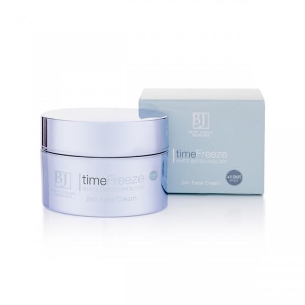 Beate Johnen - timeFreeze - White Biotechnology 24h Face Cream + V-Shape Effekt