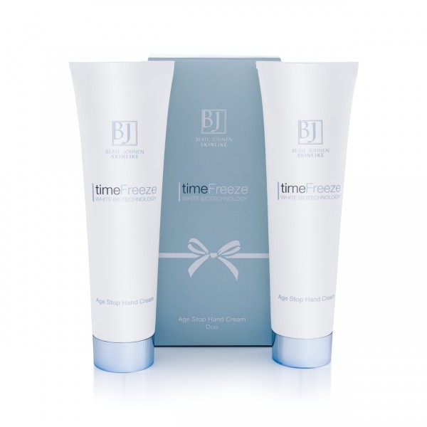 Beate Johnen - timeFreeze - WB Age Stop Hand Cream Duo