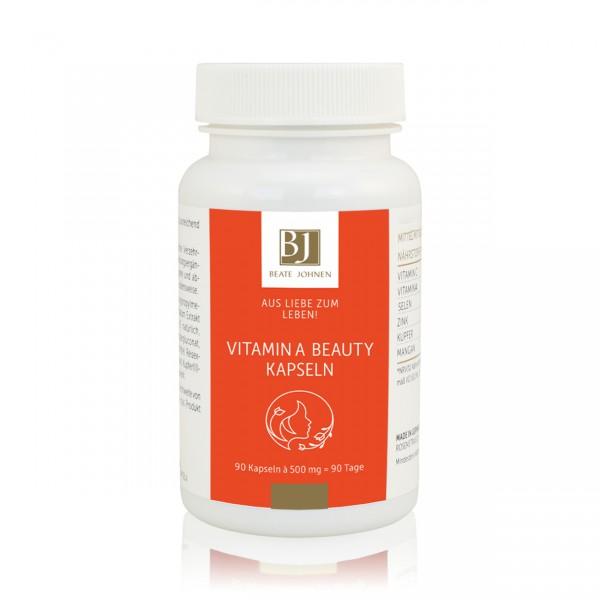 BJ Aus Liebe zum Leben - Vitamin-A Beauty - 90 Kapseln