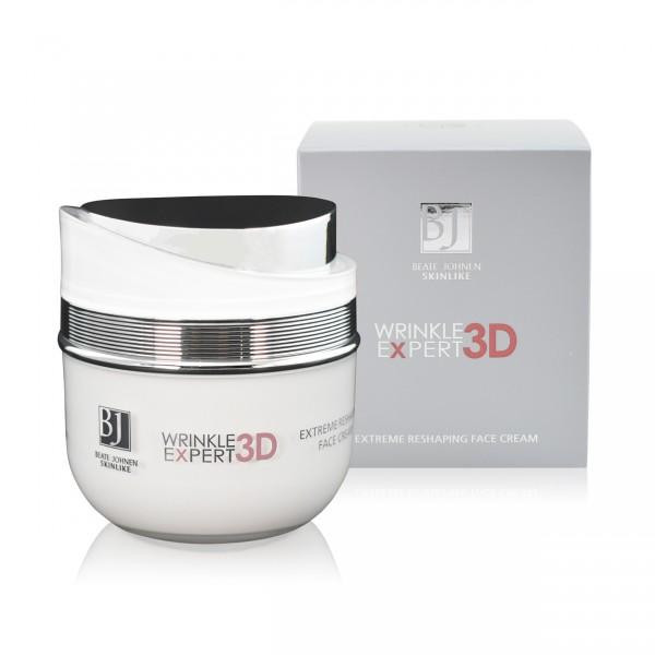 Wrinkle Expert - 3D Extreme Reshaping Face Cream 100ml