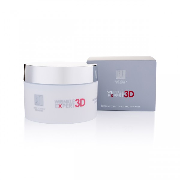 Beate Johnen - Wrinkle Expert - 3D Extreme Tightening Body Mousse