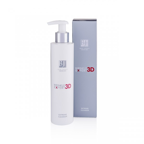 Beate Johnen - Wrinkle Expert - 3D Extreme Cleanser